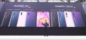 Huawei P20 Paris