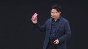 Richard Yu Huawei Mate RS