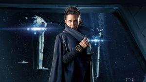 Star Wars The Last Jedi Leia