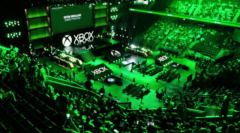 Microsoft en la E3 2018, aquí todos los anuncios.