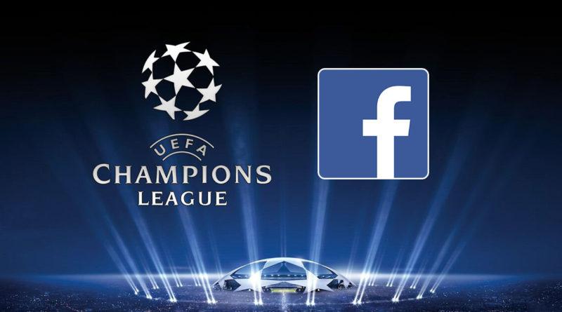 La Champions League gratis por Facebook