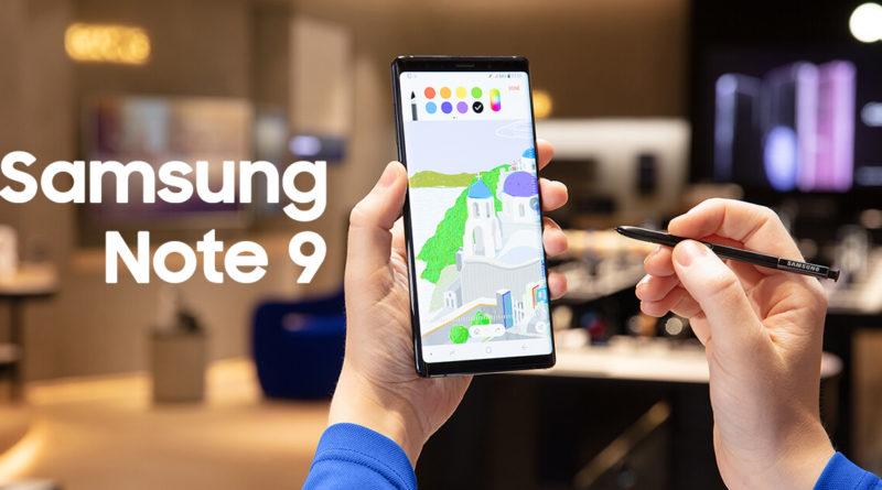 [Oficial] Samsung presentó el Note 9