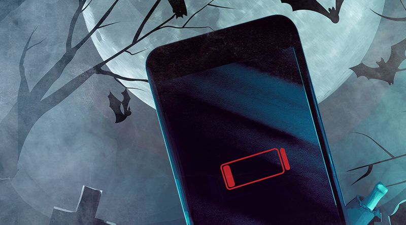 No vivas escenas de terror con tu celular