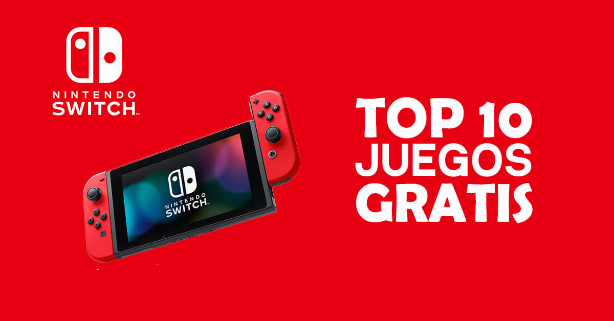 Top 10 Juegos Gratuitos Para Nintendo Switch Tecnobit