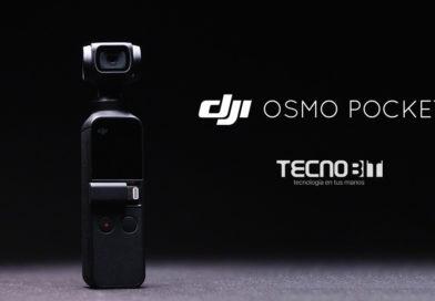 DJI Osmo Pocket, una nueva cámara que quiere quitar terreno a la GoPro