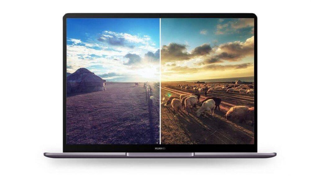 Pantalla Huawei MateBook 13