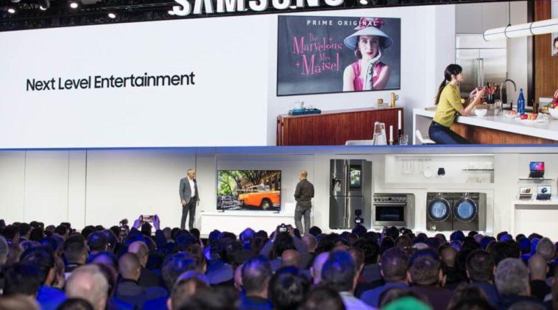 Samsung CES 2019 Smarthome