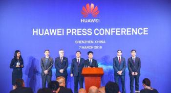 Huawei se defiende y demanda al gobierno de USA
