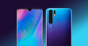 [SPOILER] Todo lo que se dice sobre la nueva serie Huawei P30