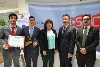 Gracias a Huawei, 13 jóvenes bolivianos viajan a China a prepararse en el ámbito de la tecnología y las telecomunicaciones