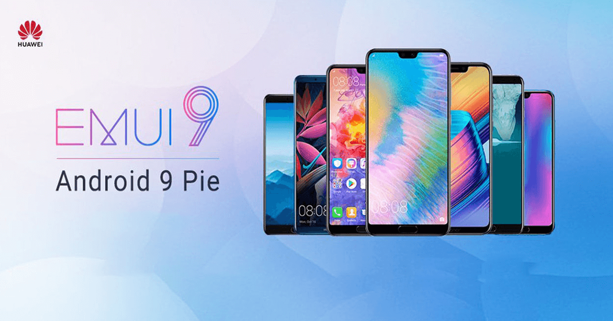 Android 9 Emui 9