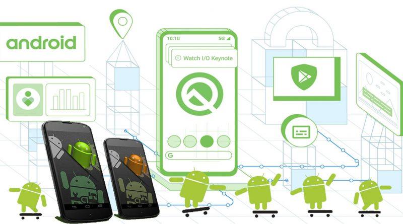 Android 10 teléfonos que ya lo tienen Tecnobit