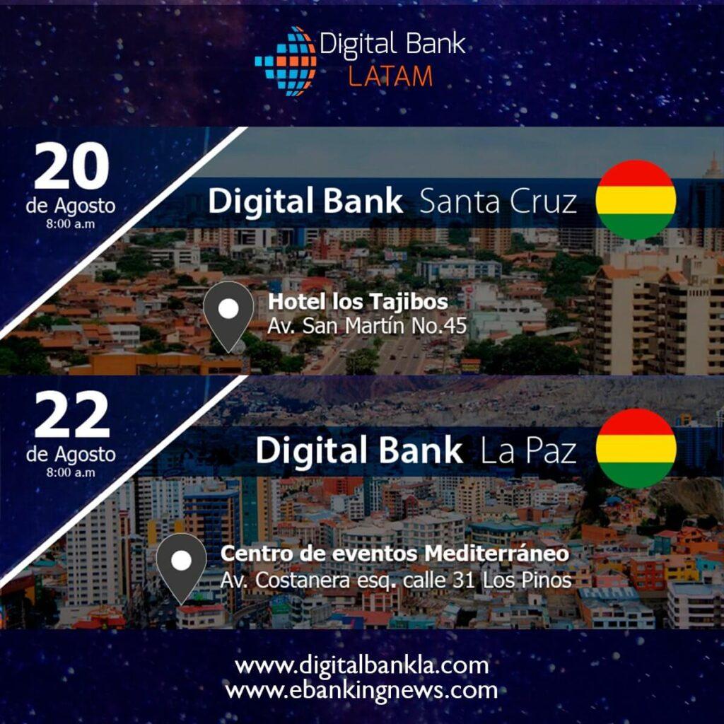 Digital Bank LATAM La Paz fue todo un exito