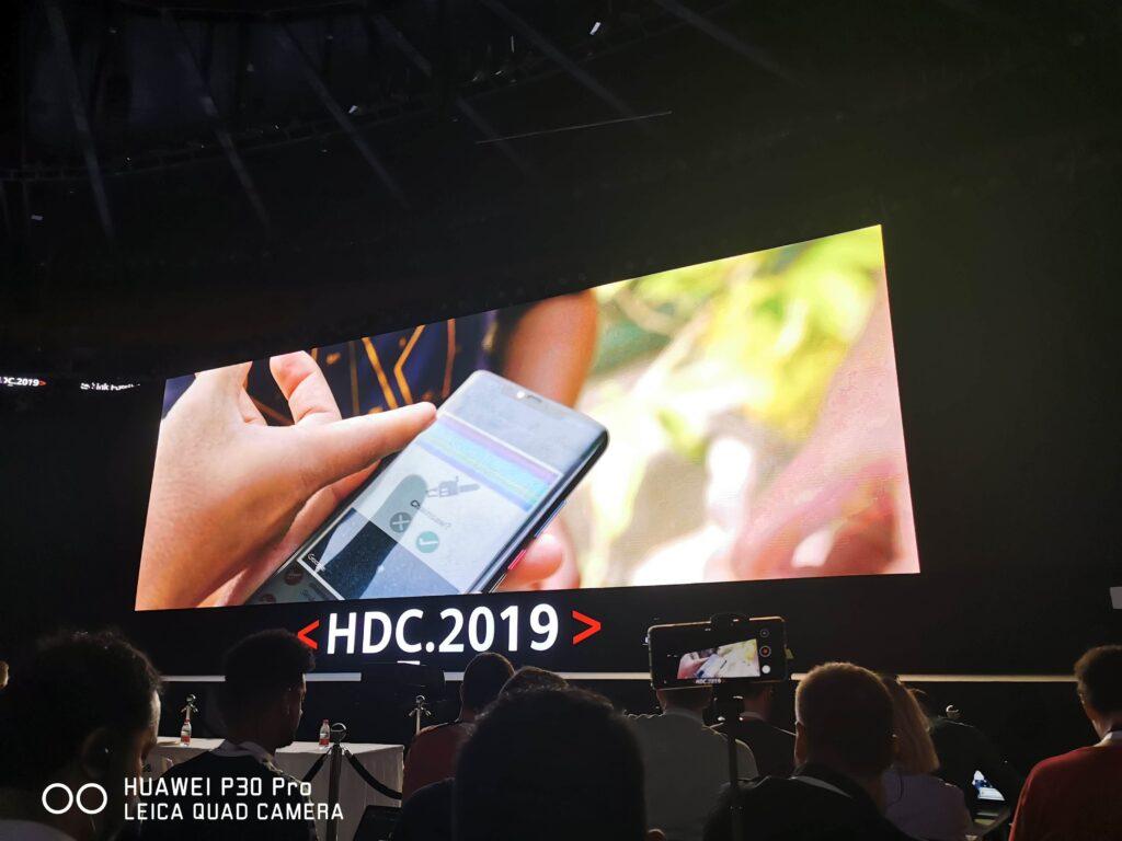 HDC 2019 Huawei