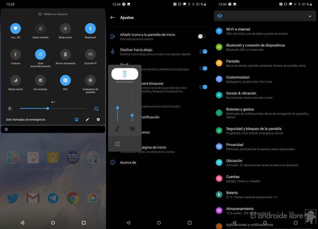 Android 10 en OnePlus Revista Tecnobit