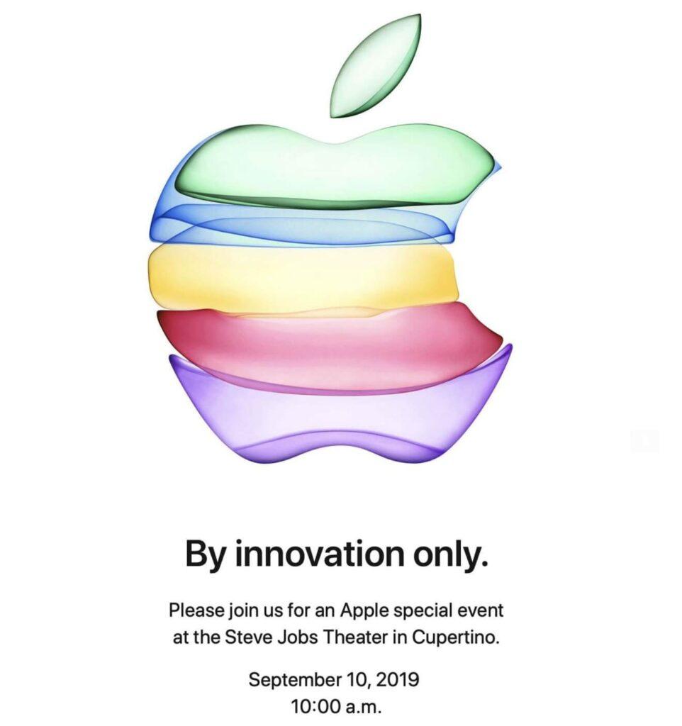 Evento Apple - iPhone 11