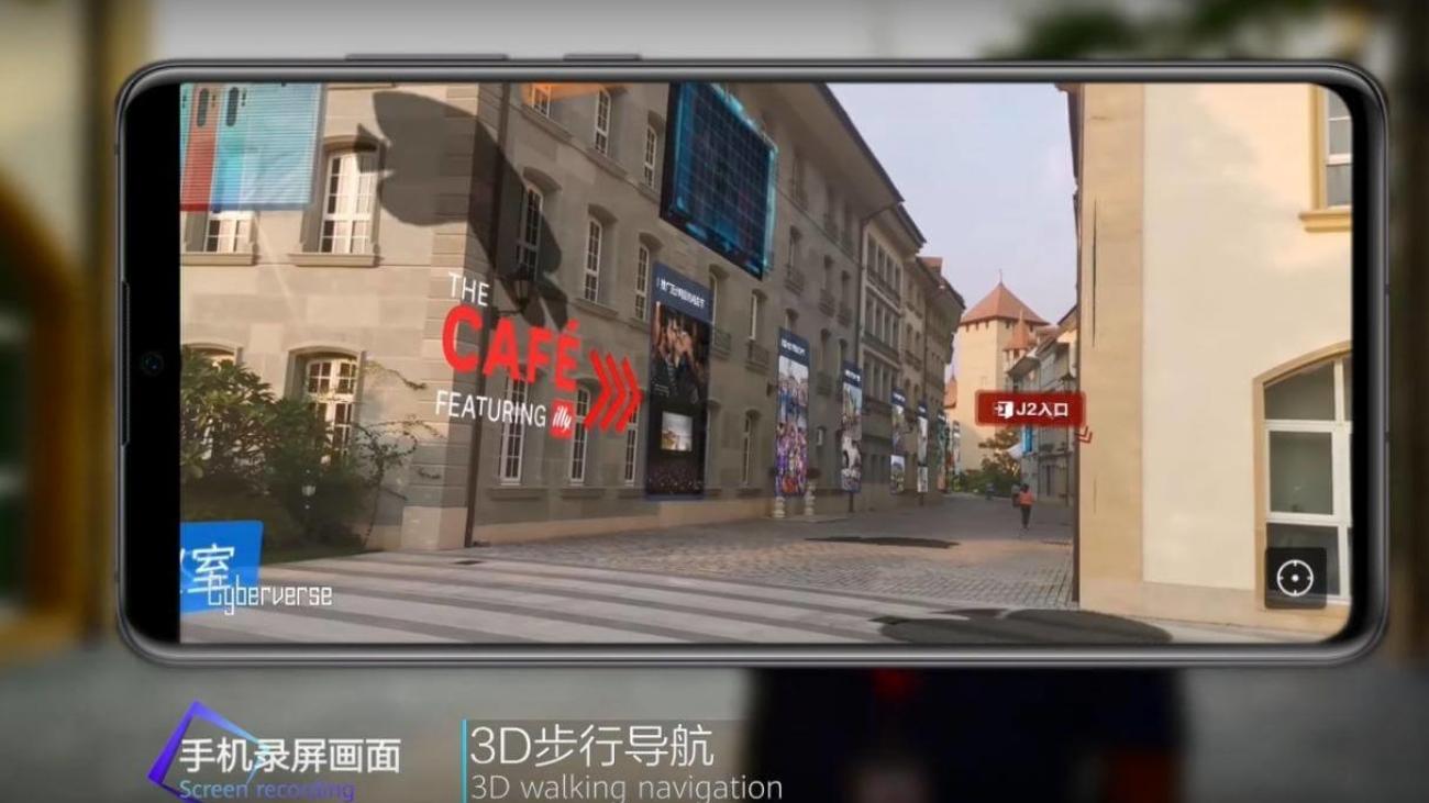 Cyberverse Huawei 1