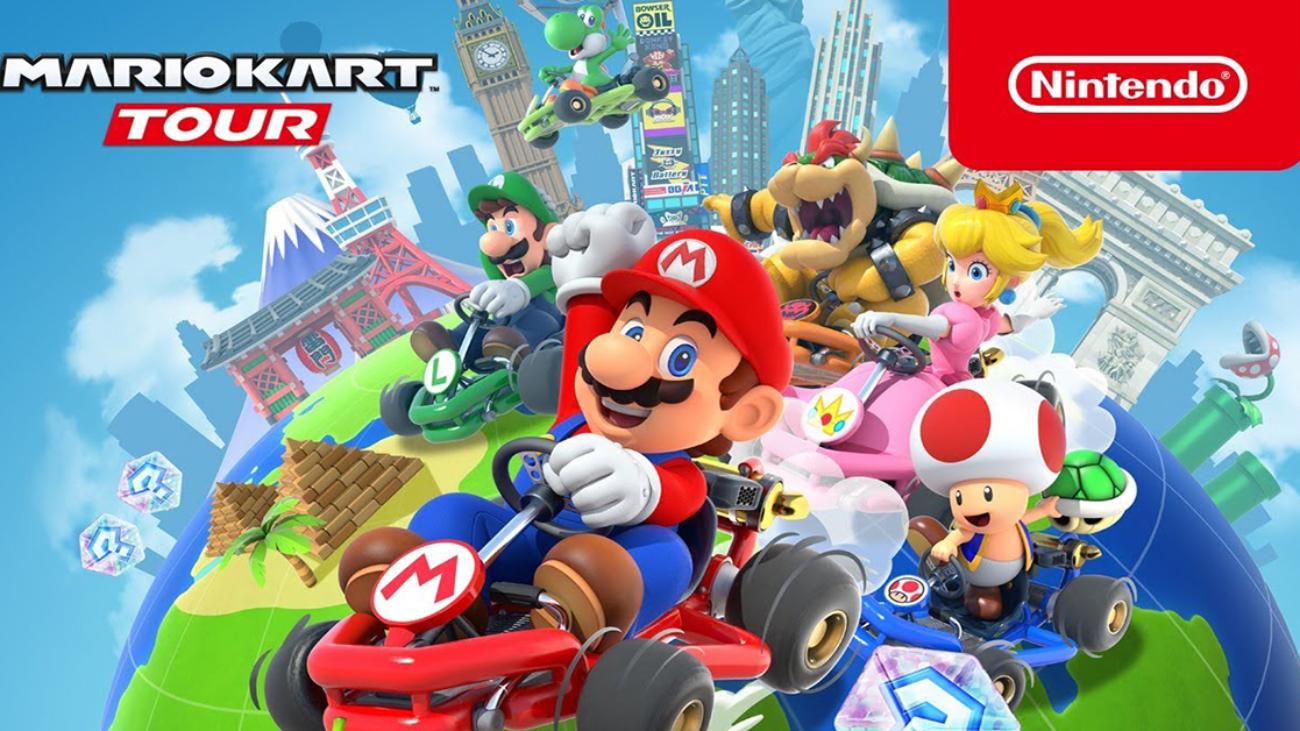 Mario Kart Tour ya tiene fecha de llegada - tecnobit