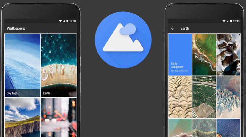 Apps para descargar fondos de pantalla - Tecnobit