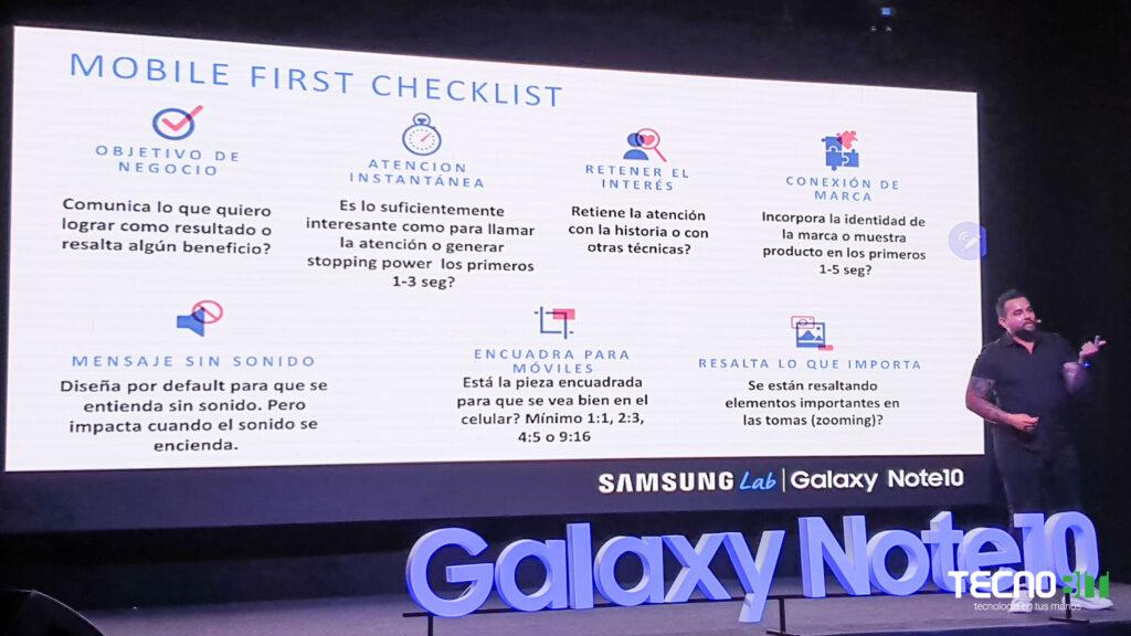 Samsung Lab Bolivia Giovanni Gamarra