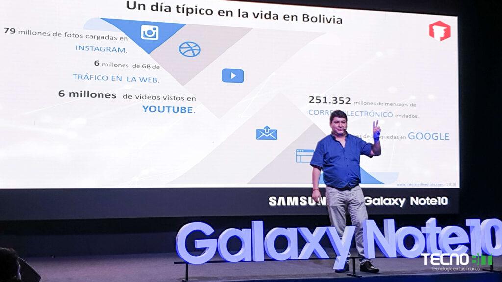 Samsung Lab Bolivia Manuel Vera