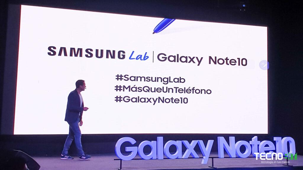 Samsung Lab Bolivia Pablo Fernandez