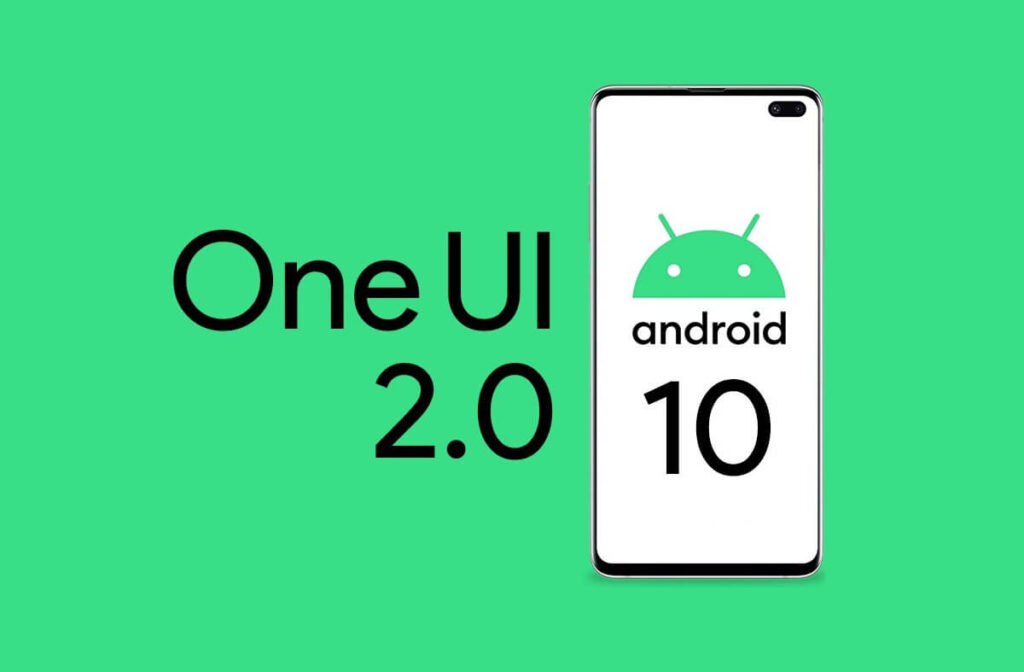 Samsung Android 10 One UI 2.0 - Tecnobit