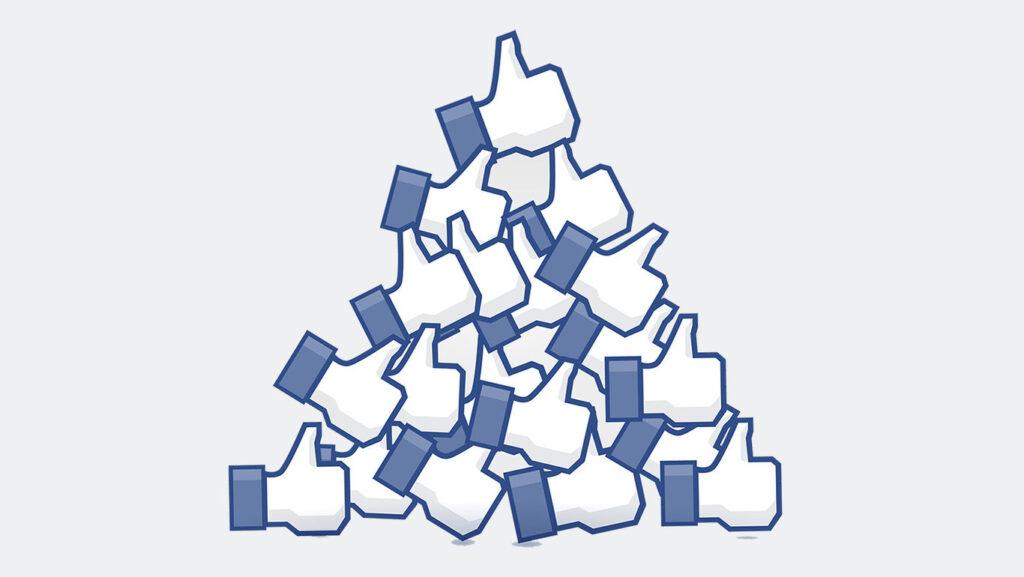 Facebook likes eliminados - tecnobit