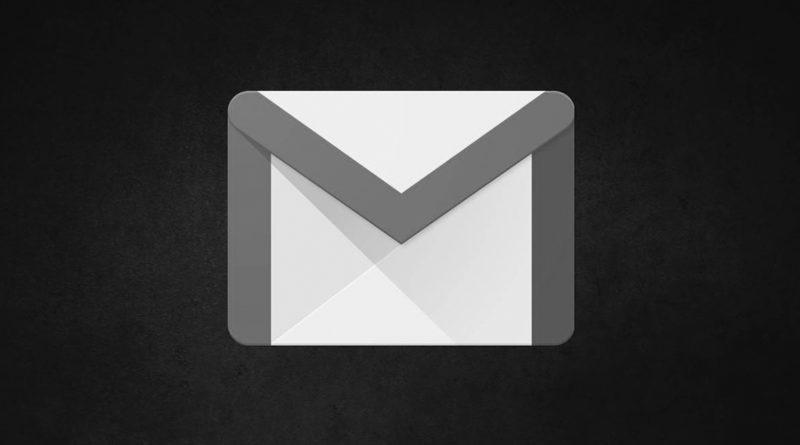 gmail oscuro portada