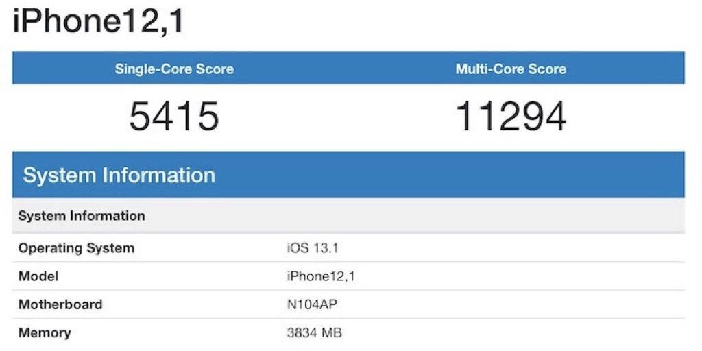 iphone 11r menos potente que el xr 2 - tecnobit