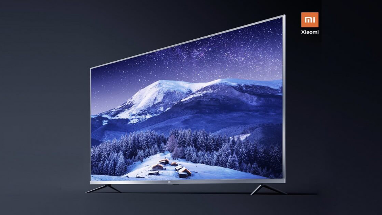 Xiaomi mi tv 4x tecnobit