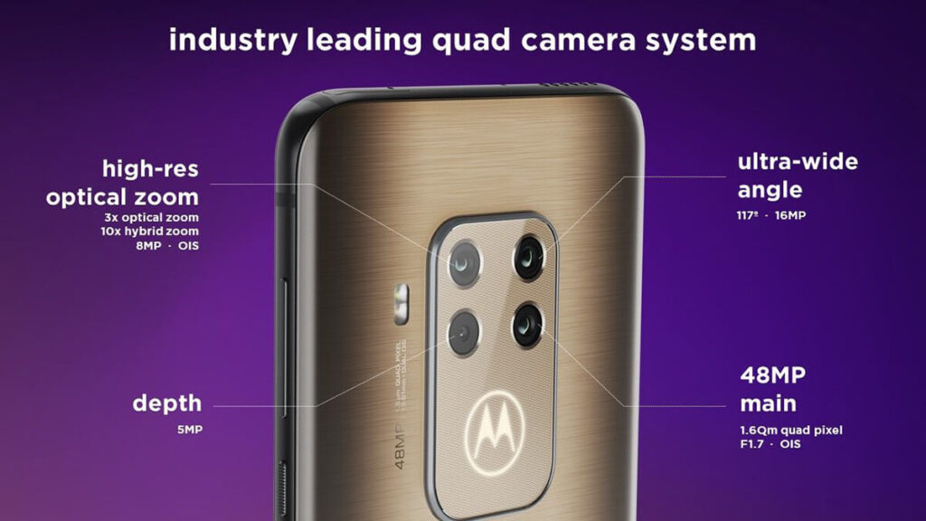 Motorola One Zoom 2 . Revista Tecnobit