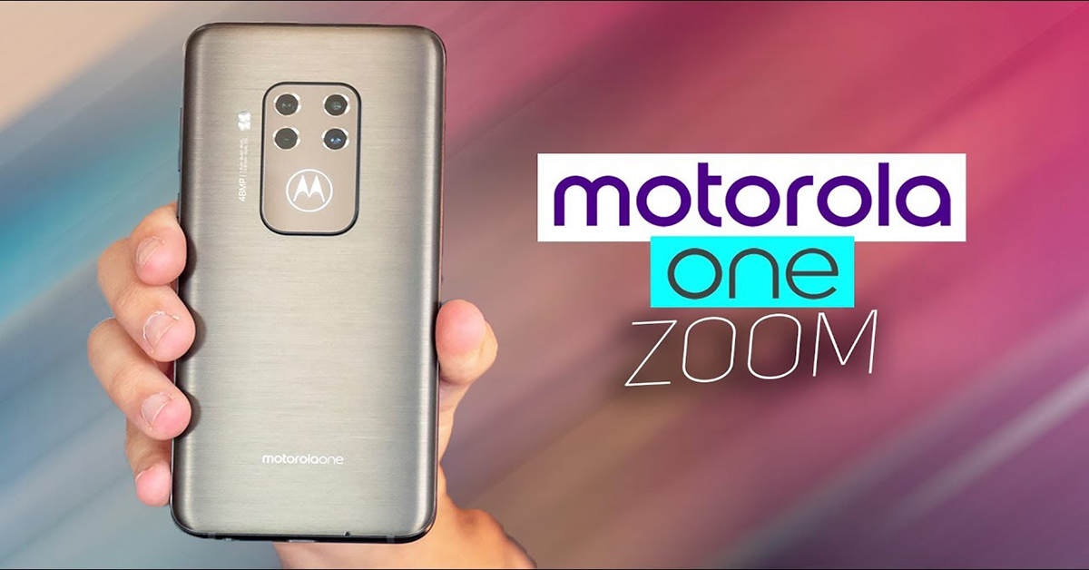Motorola One Zoom - Revista Tecnobit