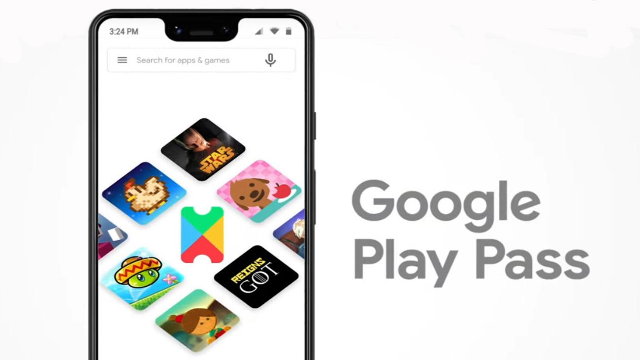 Google Play Pass oficial