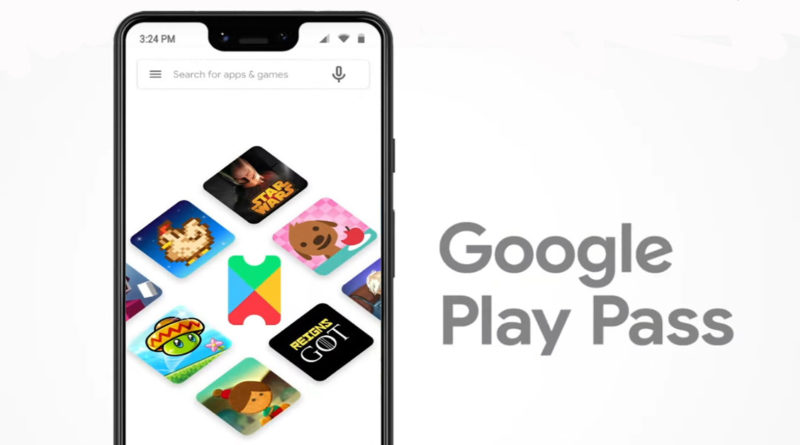 Google Play Pass oficial