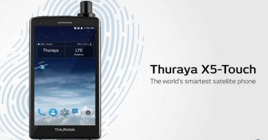 Thuraya X5-Touch portada - Tecnobit