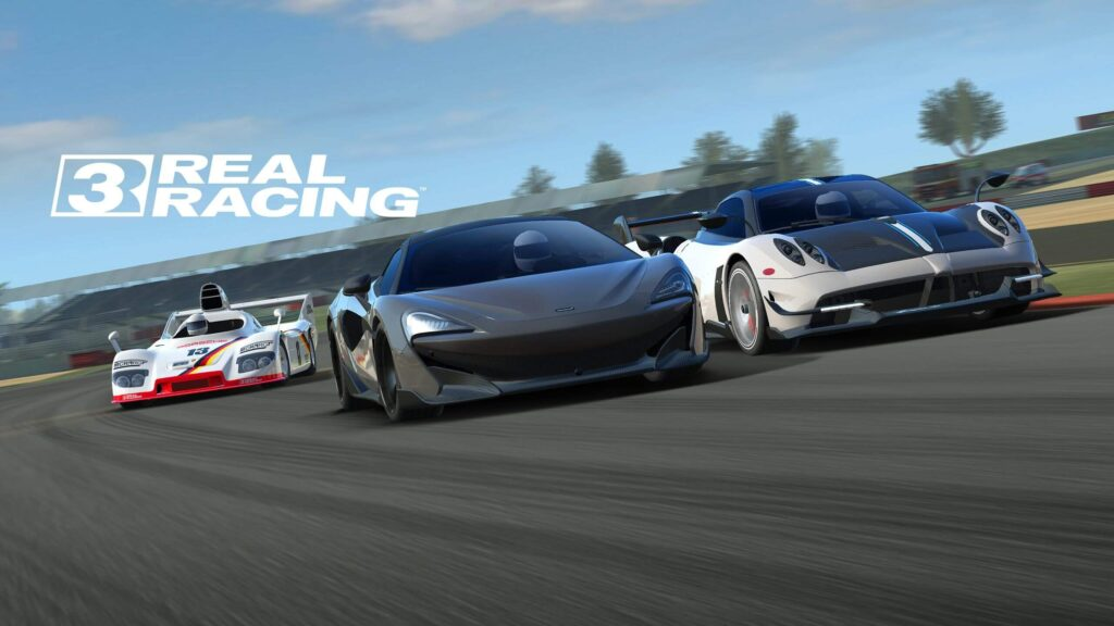 top 3 carreras - real racing 3 tecnobit