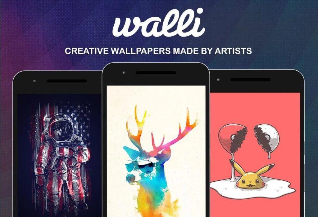 walli - app descargar imagenes tecnobit
