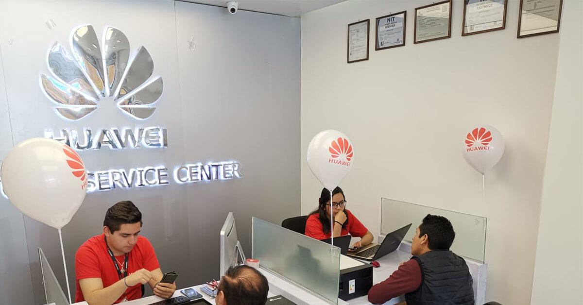 Huawei Service Week Bolivia
