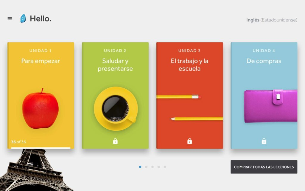 rosetta stone app para aprender idiomas tecnobit