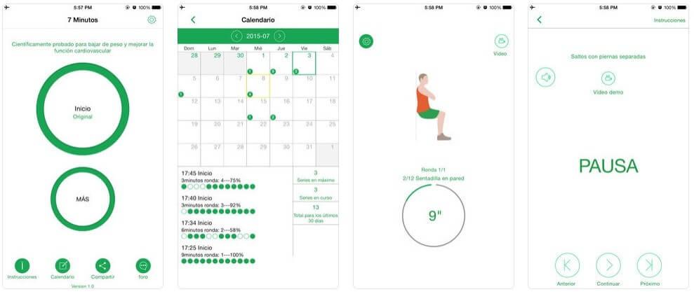 apps para hacer ejercicio 2