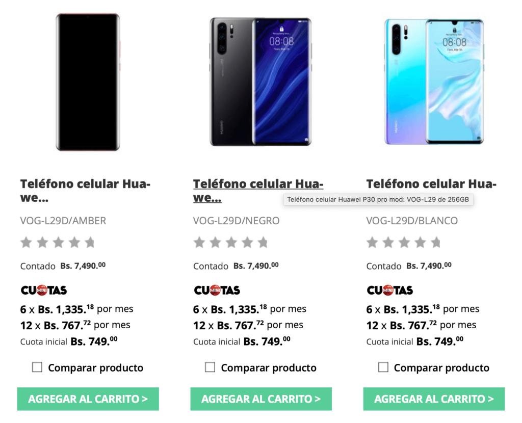 e-commerce Dismac Huawei