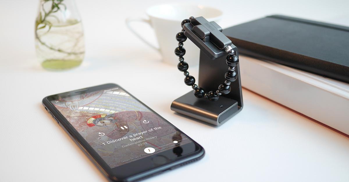 erosary rosario inteligente vaticano tecnobit