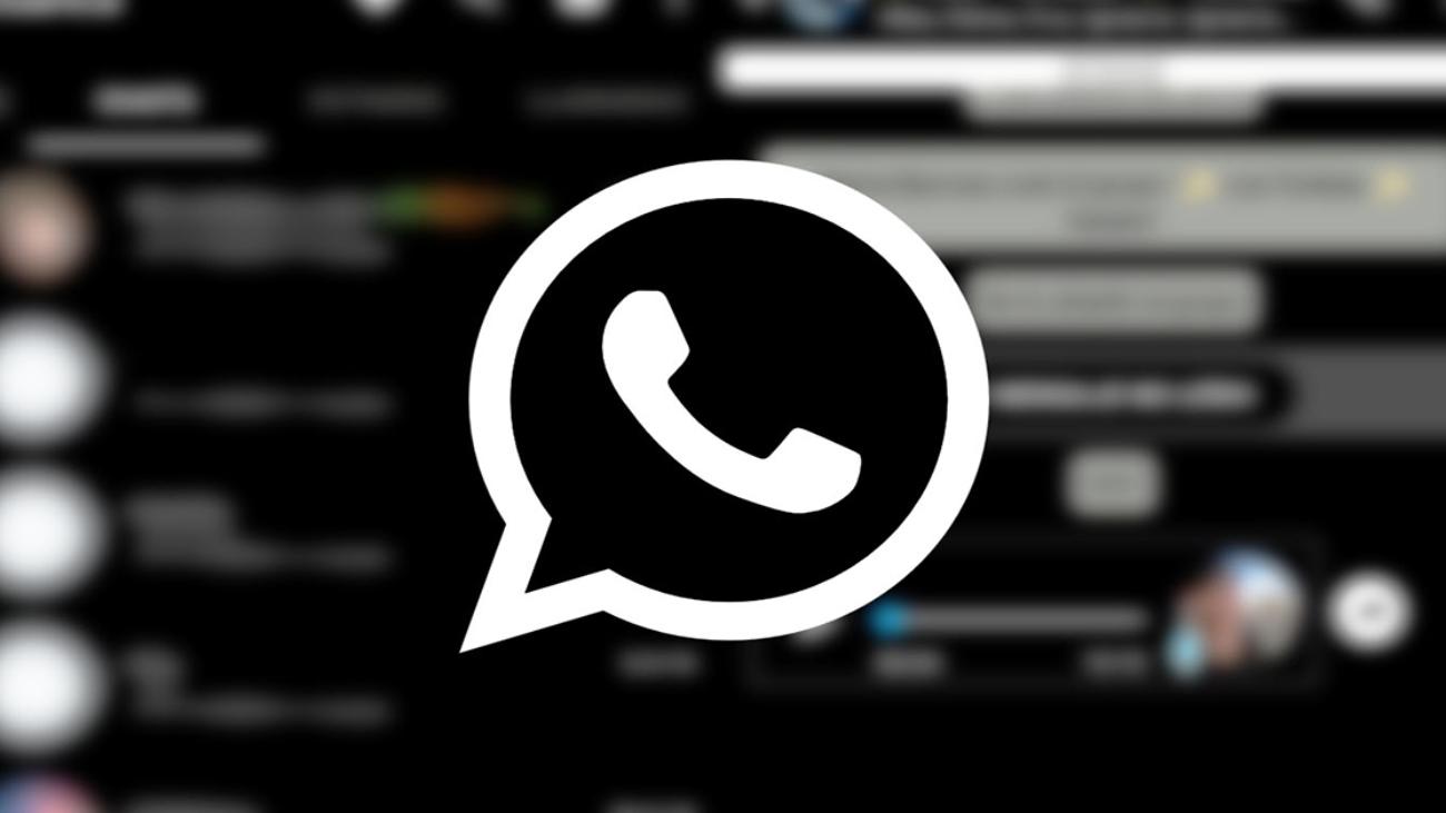 whatsapp modo oscuro nuevas funciones portada
