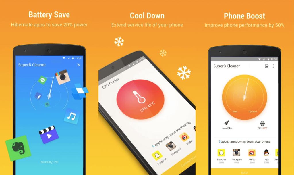 apps para limpiar el teléfono consejo