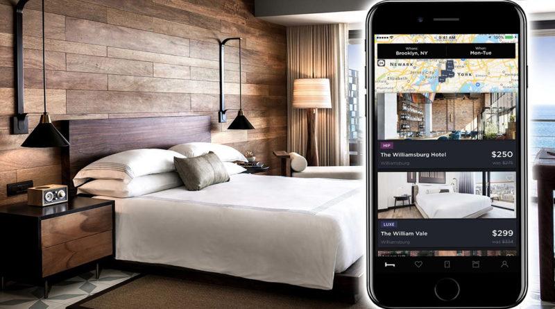 app reservar hoteles o departamentos tecnobit