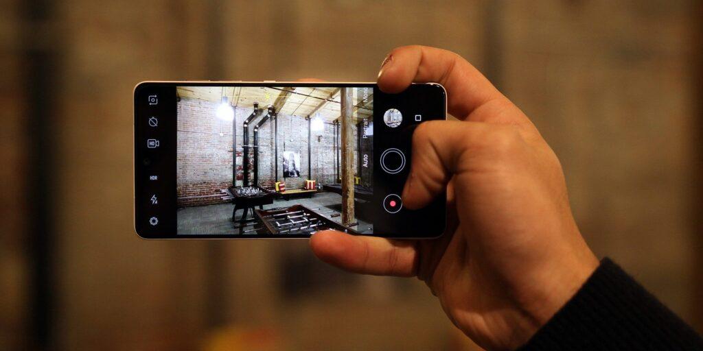 guia adquirir nuevo smartphone camara