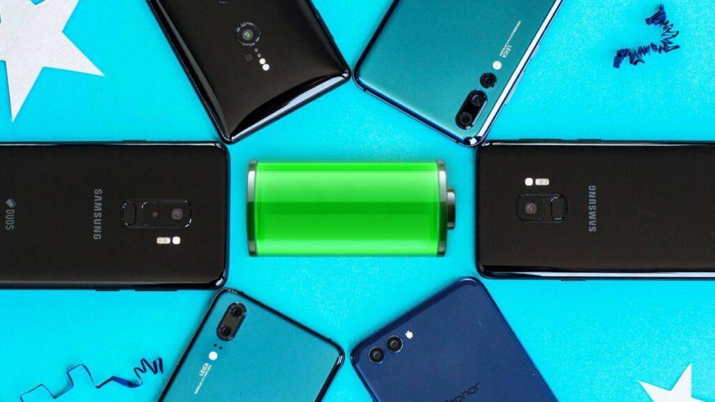 guia adquiriri nuevo smartphone batería