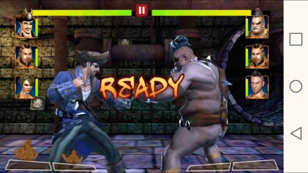lucha juegos lucha inmortal 3d