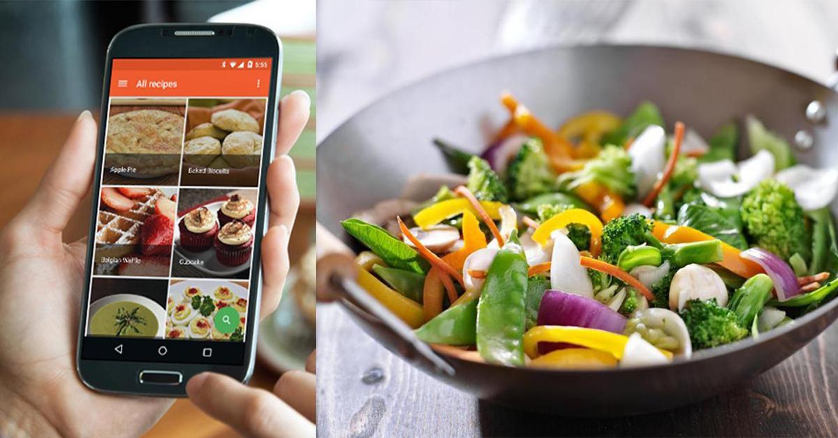 apps de recetas tecnobit